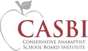 Conservative Anabaptist School Board Institute